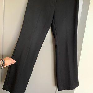 Julie fit trouser leg pants
